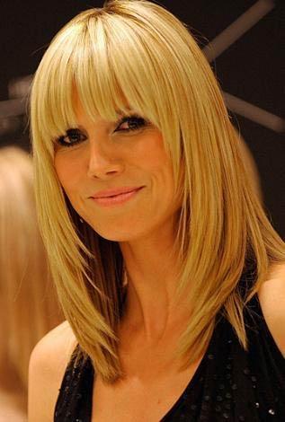 Heidi Klum  36 yaşında.