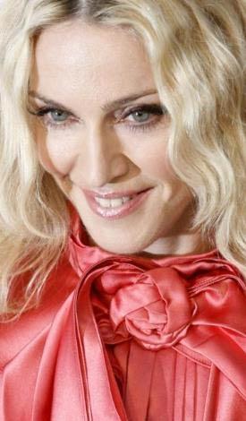 Madonna  50 yaşında.