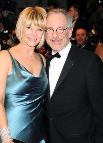 Steven Spielberg & Kate Capshaw: 17 YIL