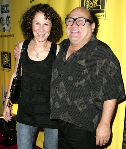 Danny DeVito & Rhea Pearlman: 27 YIL