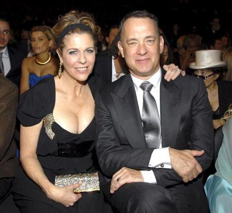 Tom Hanks & Rita Wilson: 20 YIL