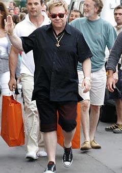 Sir Elton John (Reginald Dwight)