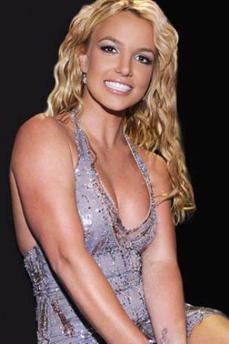 90-Britney Spears