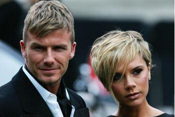 David ve Victoria Beckham