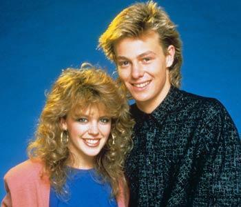 Kylie Minogue ve Jason Donovan