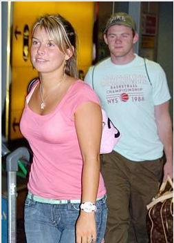 Coleen McLoughlin ve Wayne Rooney