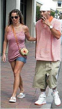 Britney Spears ve Kevin Federline