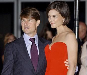 Tom Cruise ve Katie Holmes