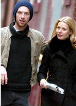 Gwyneth Paltrow ve Chris Martin