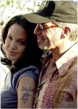Angelina Jolie ve Billy Bob Thornton