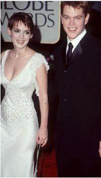 Winona Ryder ve Matt Damon