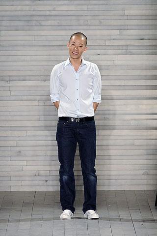 First Lady'nin tasarımcısı Jason Wu!