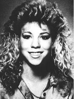 Mariah Cardey 1987