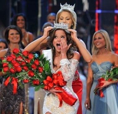 Miss America Katie Stam!