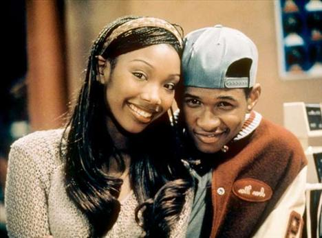 Brandy Norwood - Usher Raymond