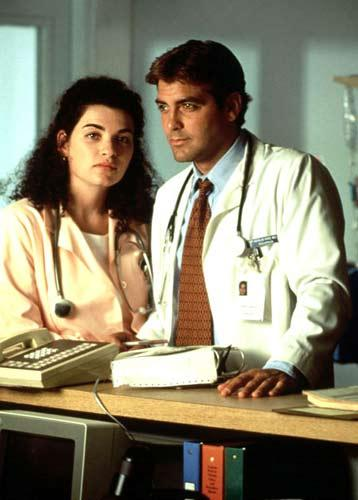 George Clooney - Julianna Margulies