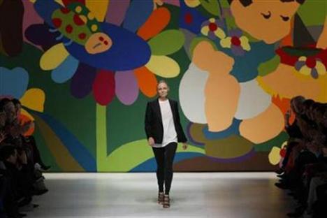 İngiliz tasarımcı Stella McCartney