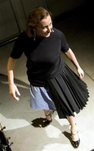 İtalyan tasarımcı Miuccia Prada