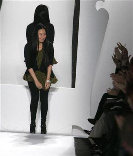 Moda tasarıcısı Vera Wang