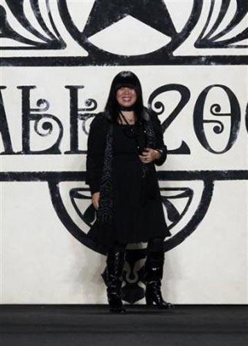 Tasarımcı Anna Sui