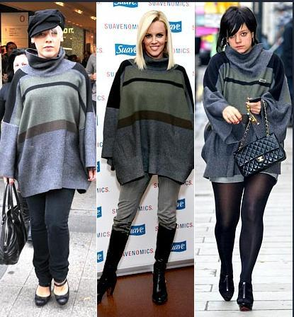 Pink - Jenny McCarthy - Lily Allen