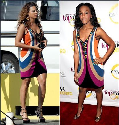 Beyonce Knowles - Dawn Richard
