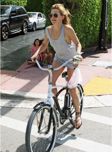 Bisikletli ünlüler - 1
