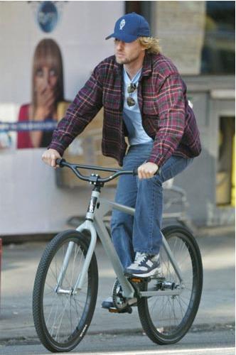 Bisikletli ünlüler - 11