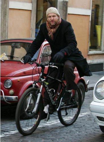 Bisikletli ünlüler - 13