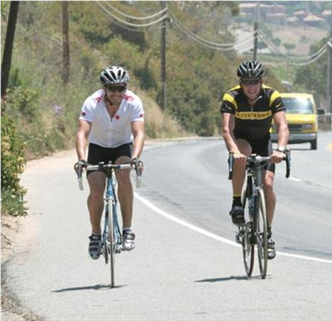 Bisikletli ünlüler - 15