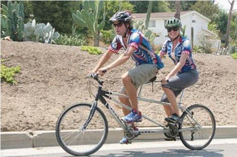 Bisikletli ünlüler - 16