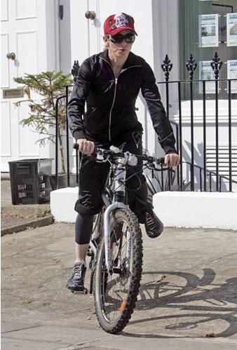 Bisikletli ünlüler - 18