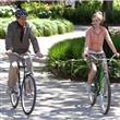 Bisikletli ünlüler - 22