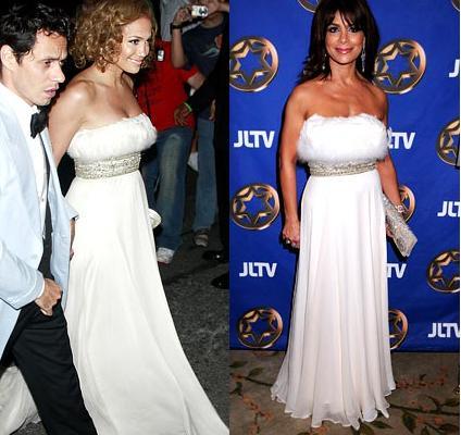 Paula Abdul&Jennifer Lopez