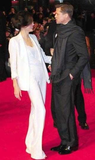 Angelina Jolie - Brad Pitt: Uygun ikili