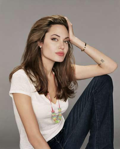 Angelina ikizleriyle! - 24