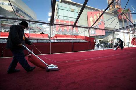 Oscar töreni hazırlıkları - 2