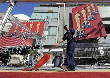 Oscar töreni hazırlıkları - 22