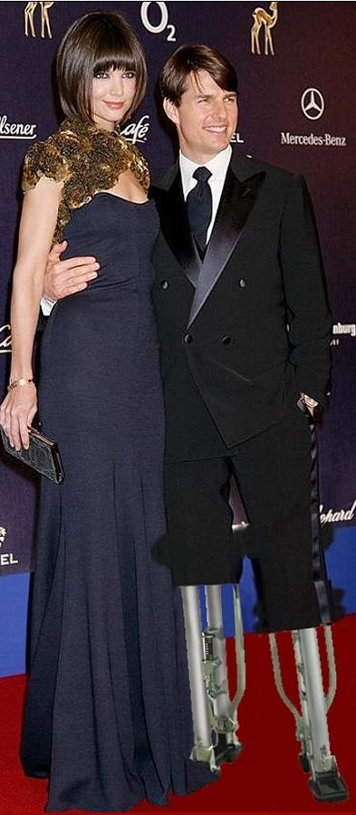 Kate Holmes ve Tom Cruise