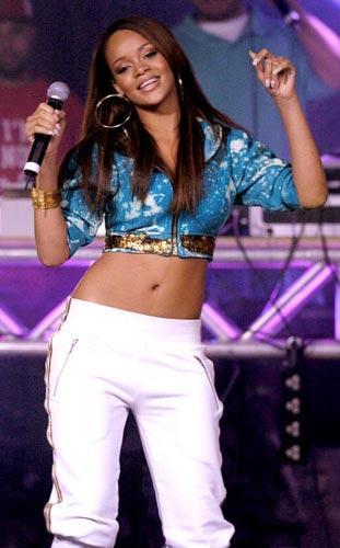 Rihanna'nın şoke eden hali - 4