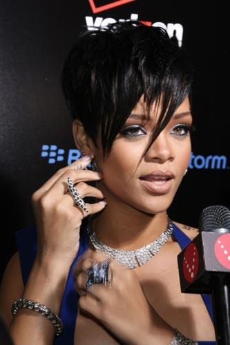 Rihanna'nın şoke eden hali - 6