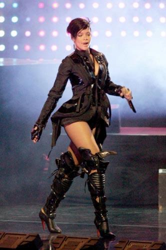 Rihanna'nın şoke eden hali - 15