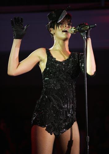 Rihanna'nın şoke eden hali - 16