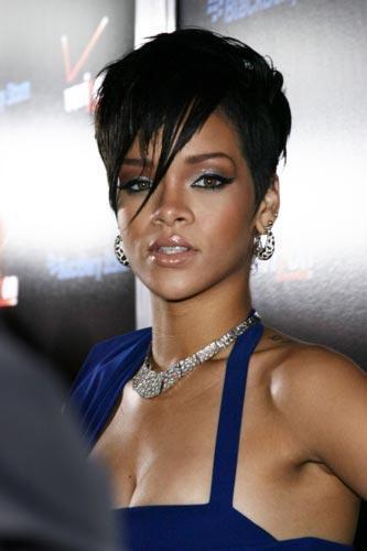 Rihanna'nın şoke eden hali - 21