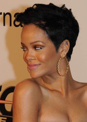 Rihanna'nın şoke eden hali - 22