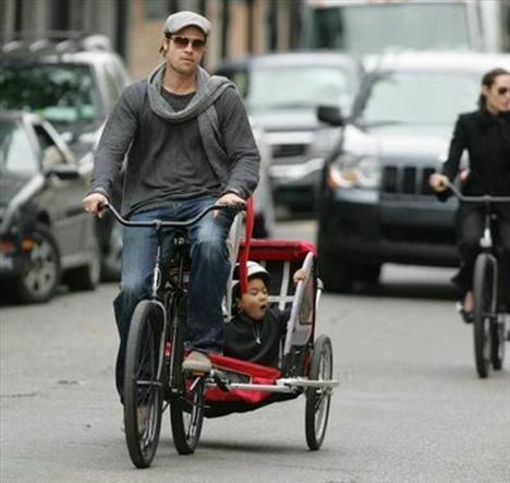 Ünlüler bisiklet turunda - 12