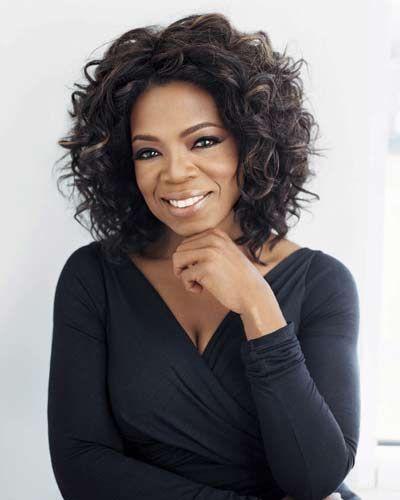 Oprah Winfrey sakız çiğnemekten ve böyle görüntülenmekten korkuyormuş.