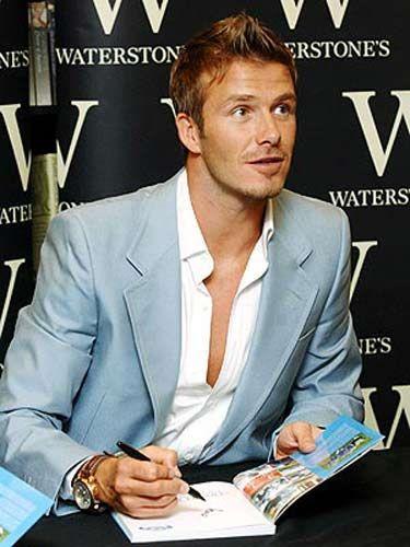 David Beckham kargaşa ve dağınık mekanların içinde kapalı kalmaktan korkuyor.