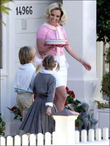 Komşu teyze Britney - 30