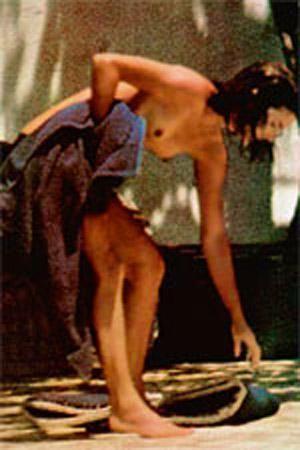 Jaqueline Onassis'in bu üstsüz fotoğrafının bedeli de 1.200.000 dolardı...